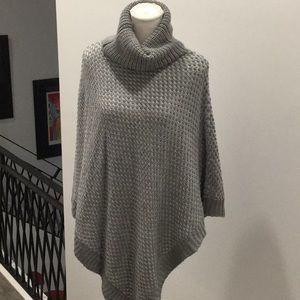 Calvin Klein sweater cape